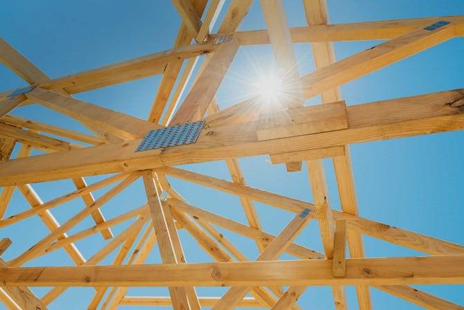 Weston Forest truss lumber distributor toronto